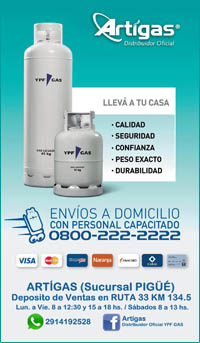 YPF Gas - Artigas