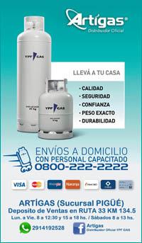 Artigas - YPF Gas