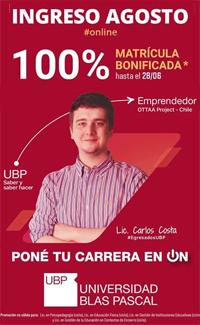 Universidad Blas Pascal 01