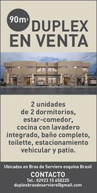 Duplex en venta 2