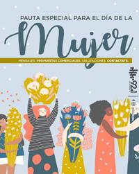 FM - Día de la Mujer