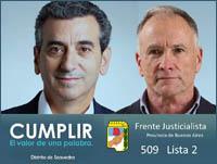 Frente Justicialista
