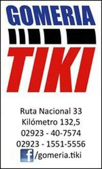 Gomería Tiki