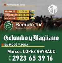 Marcos López Gayraud Remates 3/6