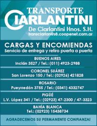 Transporte Ciarlantini