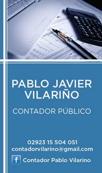 Pablo Javier Villariño - Contador Público