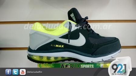 bc2aacc989f World Sports promociona sus nuevos calzados Nike